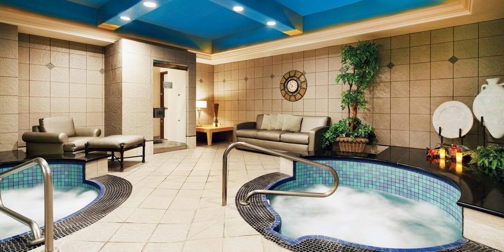 Bally's Las Vegas Spa Spa Room