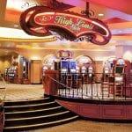Bally's Las Vegas Casino High Limit Slots Section