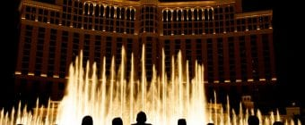 Fountains of Bellagio Hotel and Casino Las Vegas