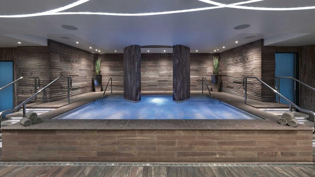 Cosmopolitan Las Vegas Spa, Sauna, Fitness Centre