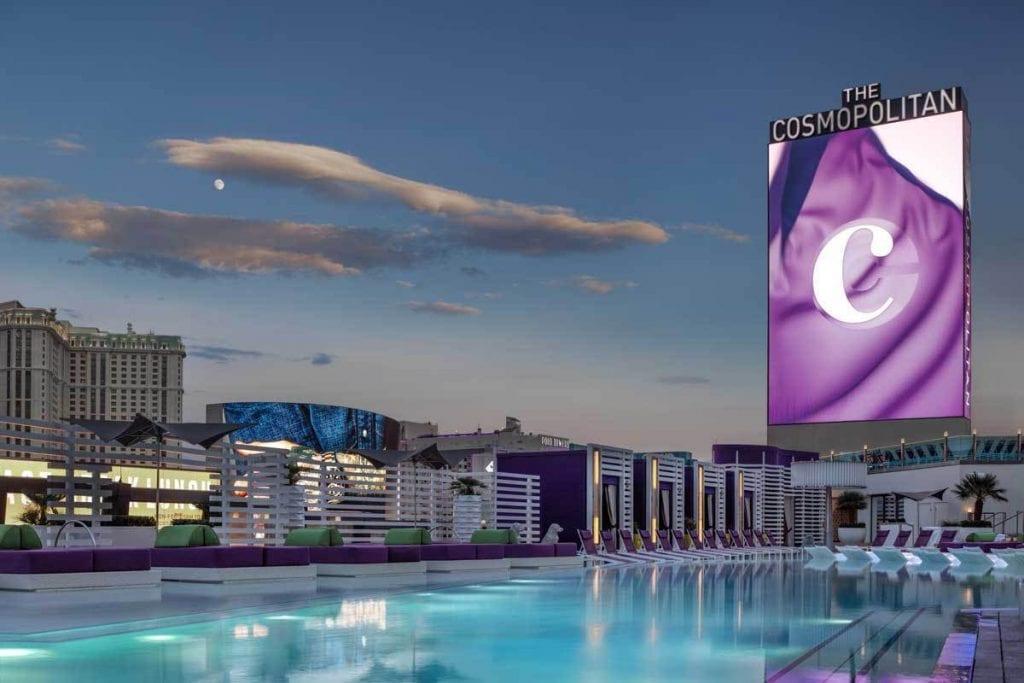 Cosmopolitan Las Vegas Pool