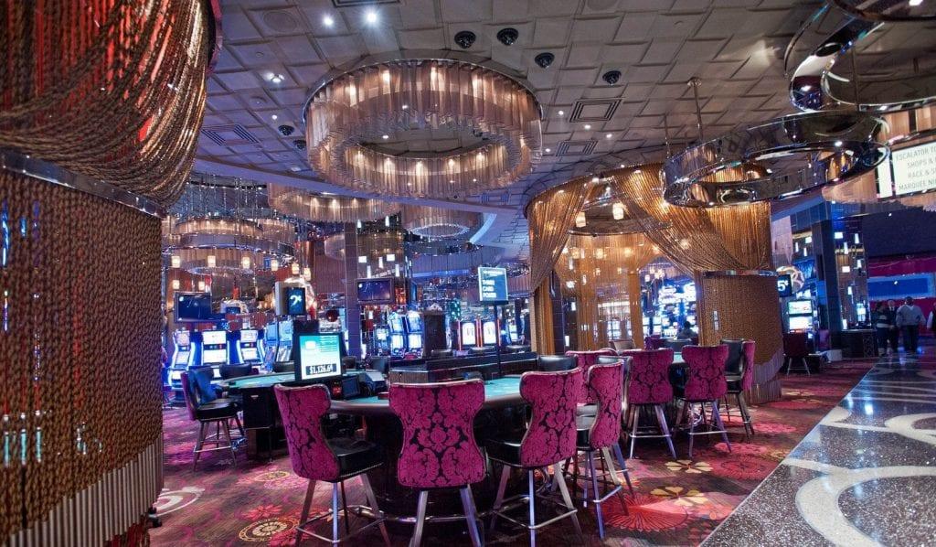 Cosmopolitan Las Vegas Casino Table games and Slots