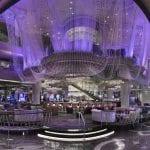 Cosmopolitan Las Vegas Main Bar and food