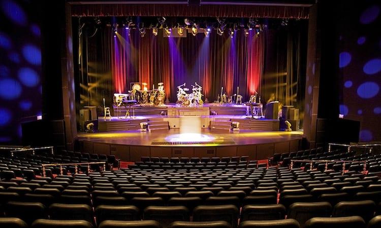 Encore Las Vegas Theatre