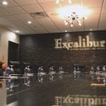 Excalibur Las Vegas, One of the meeting rooms within