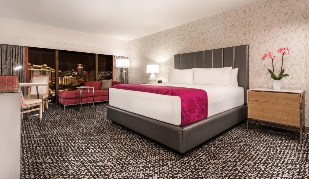 Flamingo Las Vegas Hotel Deluxe Suite