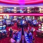 Flamingo Las Vegas Casino Main Slots Playing Area