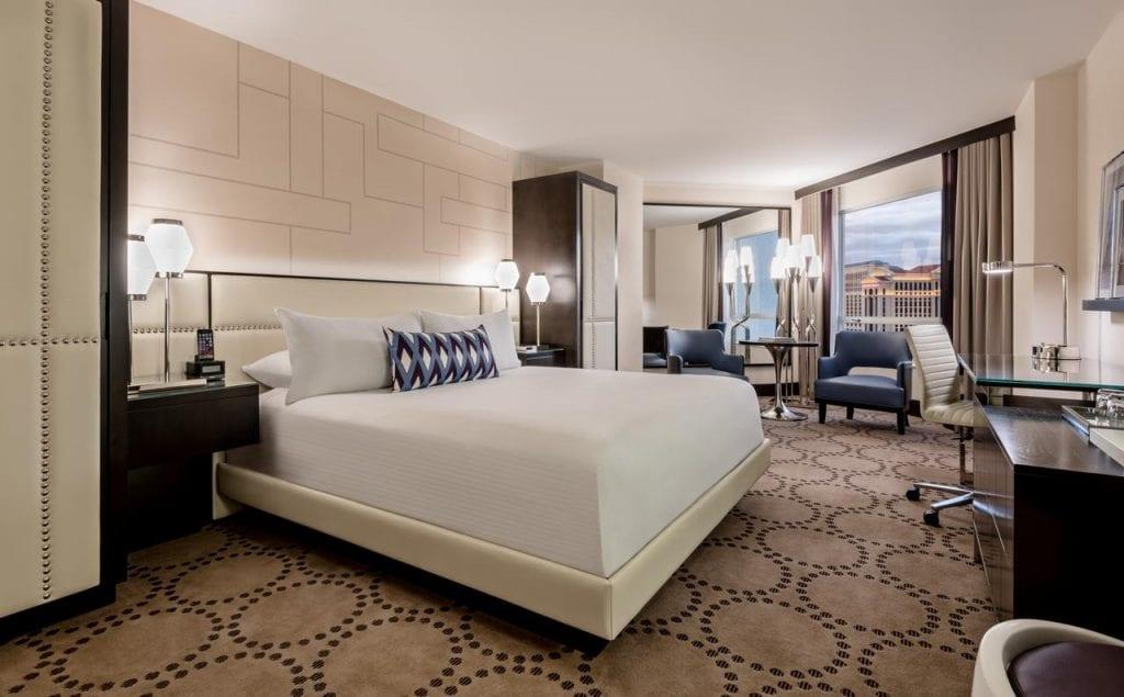 Harrah's Las Vegas Hotel Rooms
