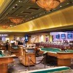 Harrah's Las Vegas Casino Range of Table games