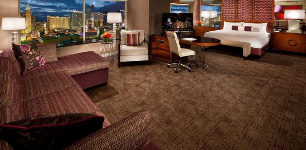 Guest Rooms at MGM Grand Las Vegas