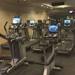 Fitness Center at Mandalay Bay Las Vegas Hotel and Casino
