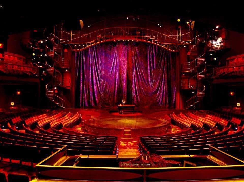 New York New York Las Vegas Zumanity Theater