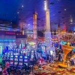 New York New York Las Vegas Casino Floor