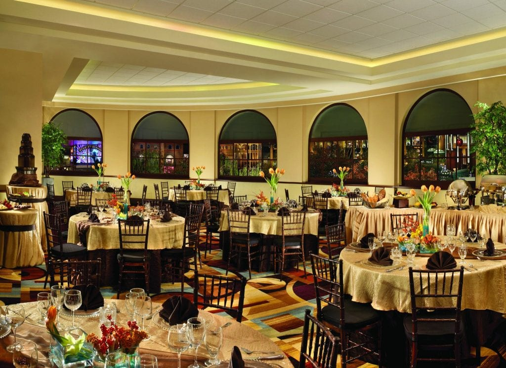 New York New York Las Vegas restaurant