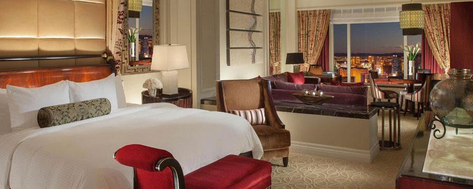 Palazzo Las Vegas Hotel rooms