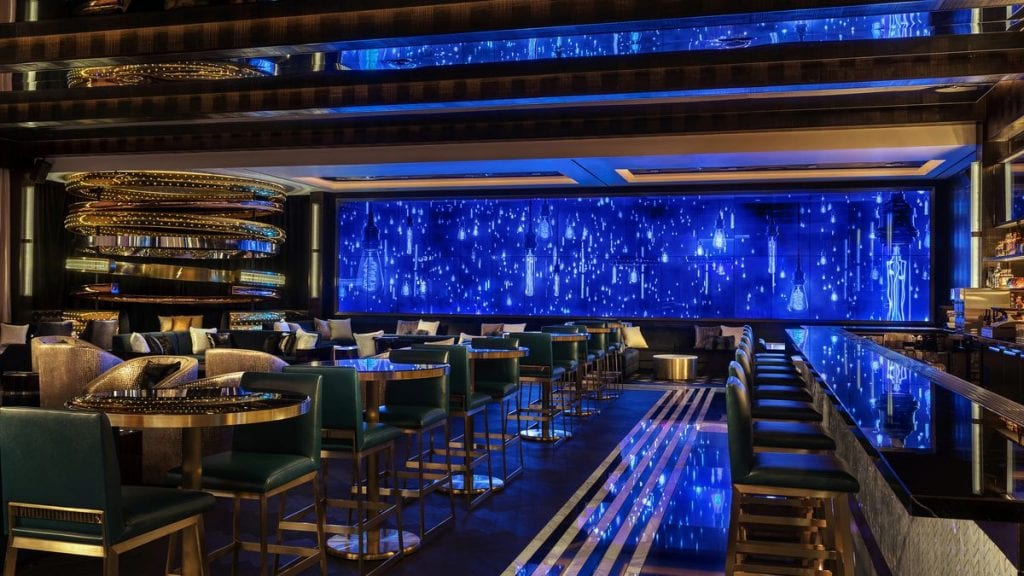 Palazzo Las Vegas One Of the Bars