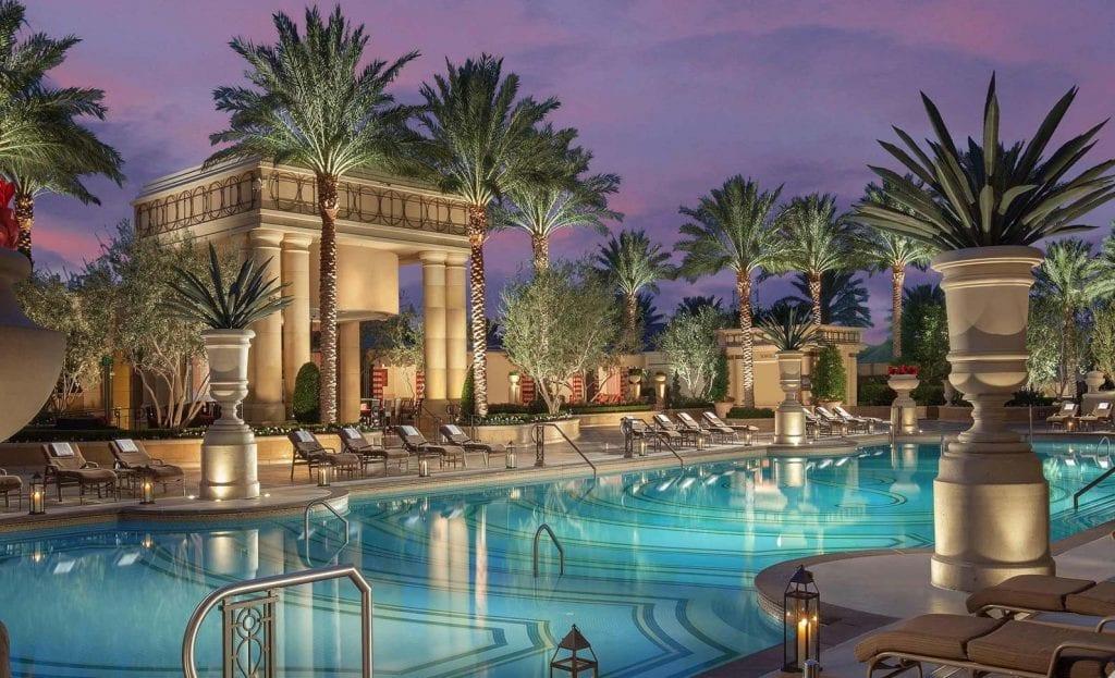 Palazzo Las Vegas Hotel Pool
