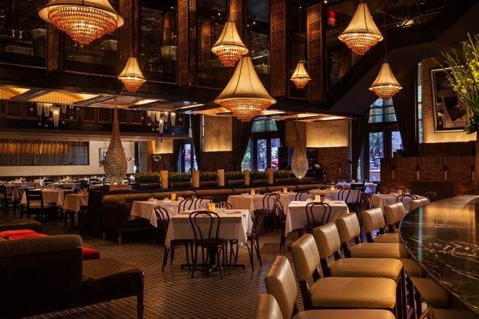 Palazzo Las Vegas Hotel Restaurants