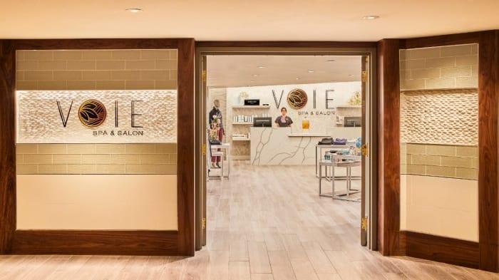 Paris Las Vegas Hotel Voie Spa & Salon