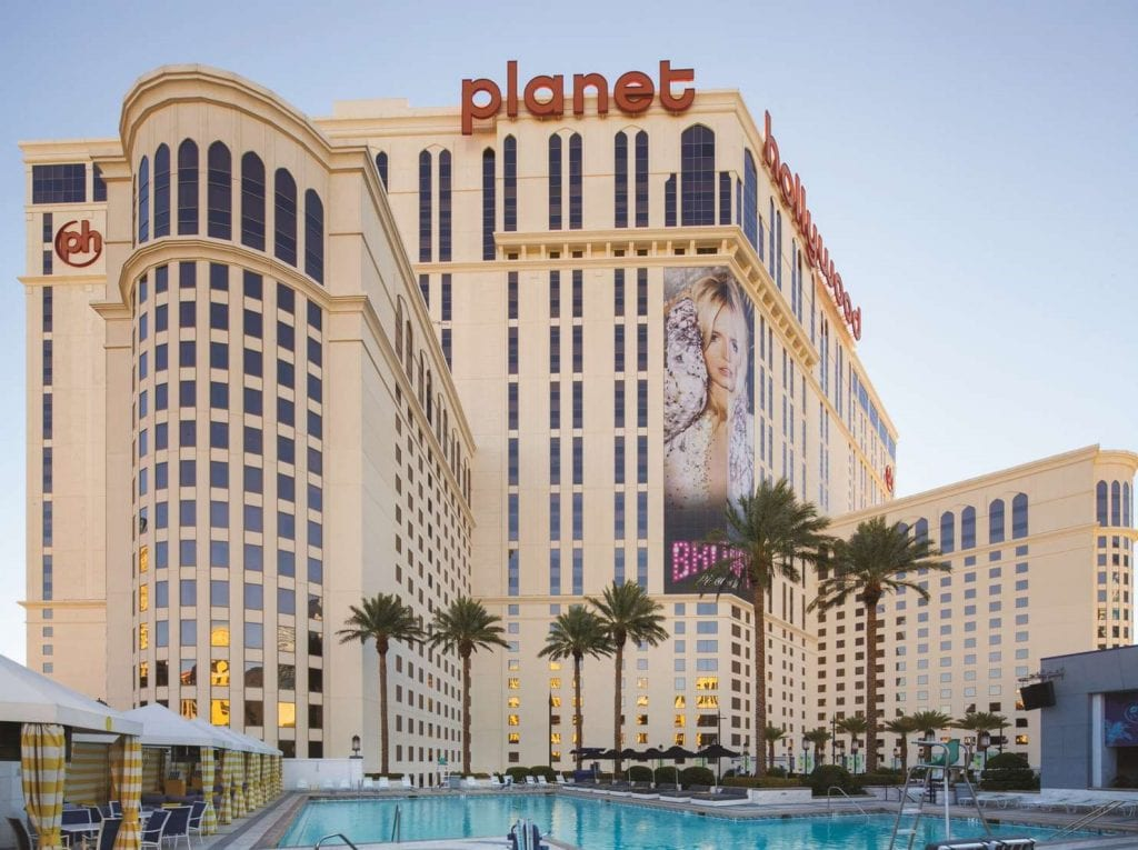 Planet Hollywood Las Vegas Hotel and Casino