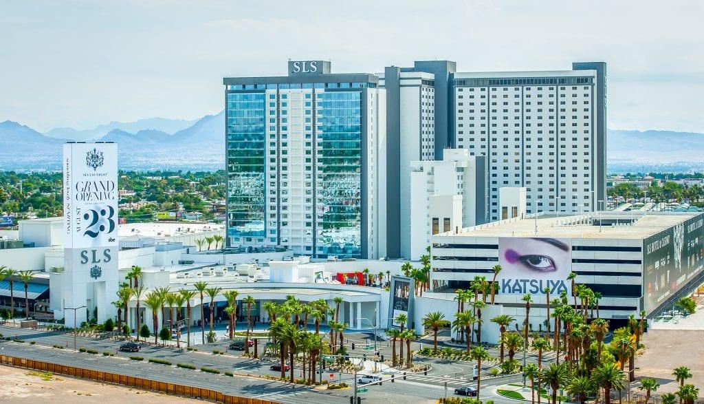 © SLS Vegas Hotel and Casino