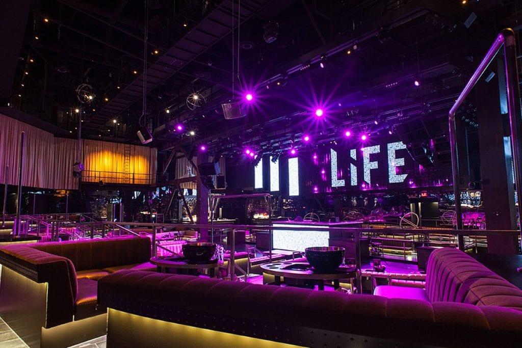 SLS Las Vegas Nightclub