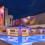 SLS Las Vegas Pool