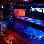 SLS Las Vegas The Foundry shows