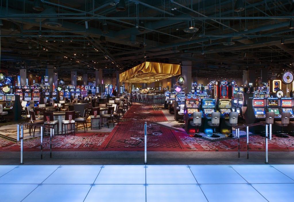 SLS Las Vegas Casino Floor
