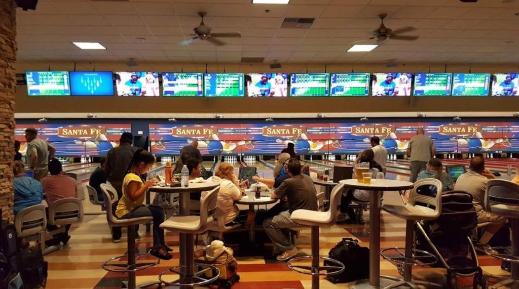 Santa Fe Station Las Vegas Bowling Lanes