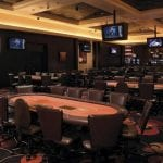 Santa Fe Station Las Vegas Casino Section for Table games and competition