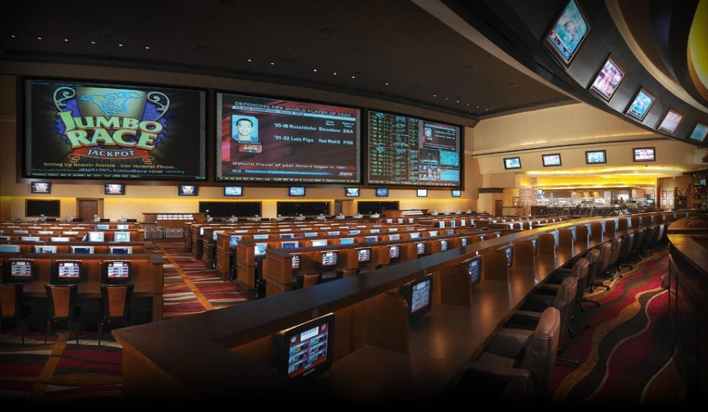 Santa Fe Station Las Vegas Casino Race and Sportsbook