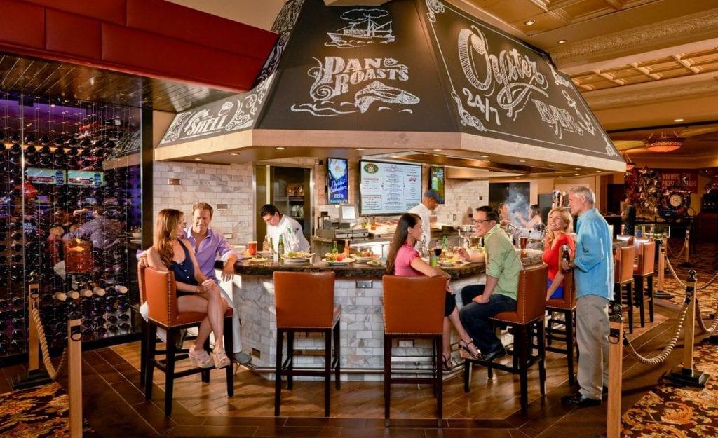 Santa Fe Station Las Vegas Hotel Oyster Bar