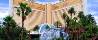 The Mirage Las Vegas Hotel and Casino