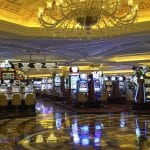 Slots Floor Venetian Hotel and Casino Las Vegas