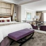 Guest Rooms at Venetian Hotel and Casino Las Vegas