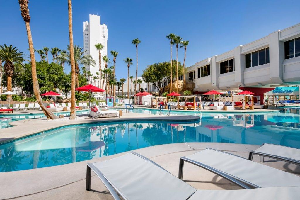 Tropicana Las Vegas Hotel Pool
