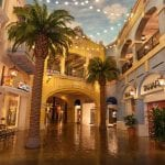 Shopping Mall at Tropicana Hotel