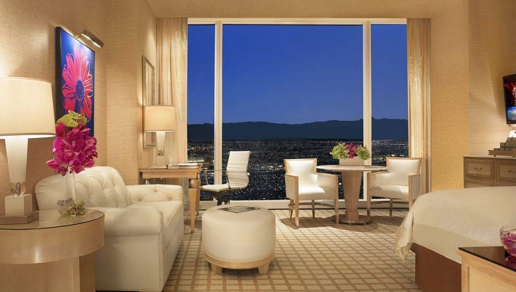 Wynn Hotel and Casino room