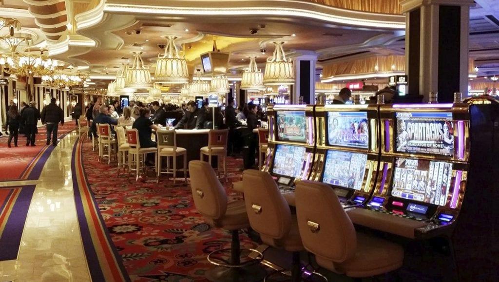 Wynn Hotel and Casino Slots