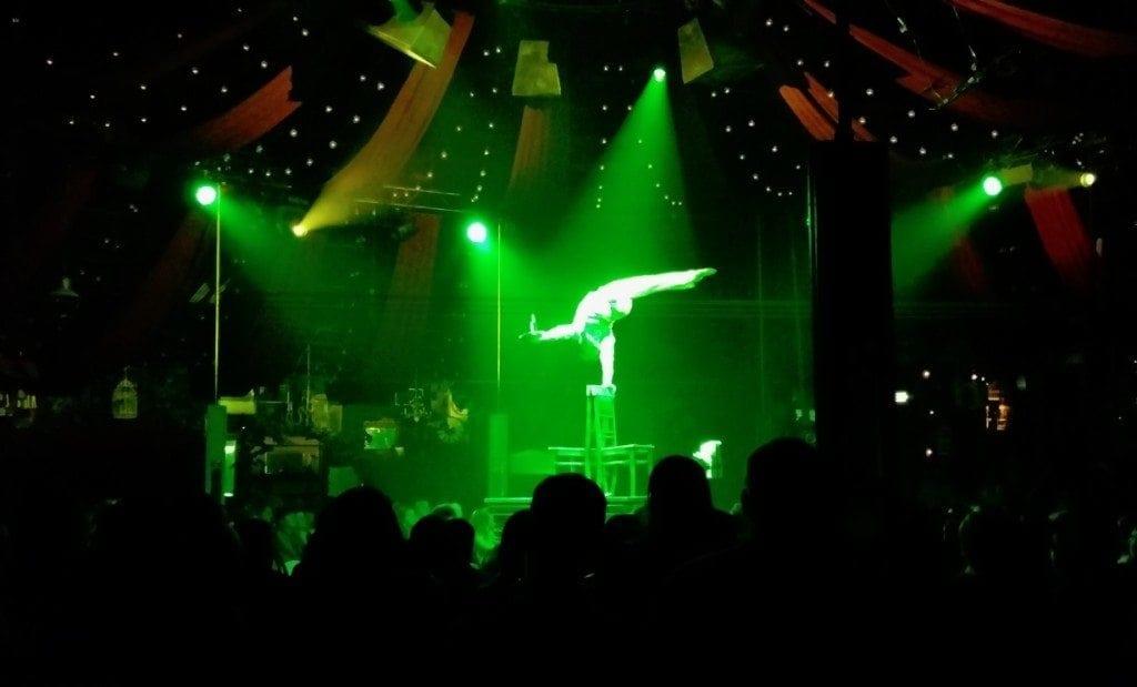 Absinthe las vegas show