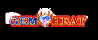 Gem heat slot logo