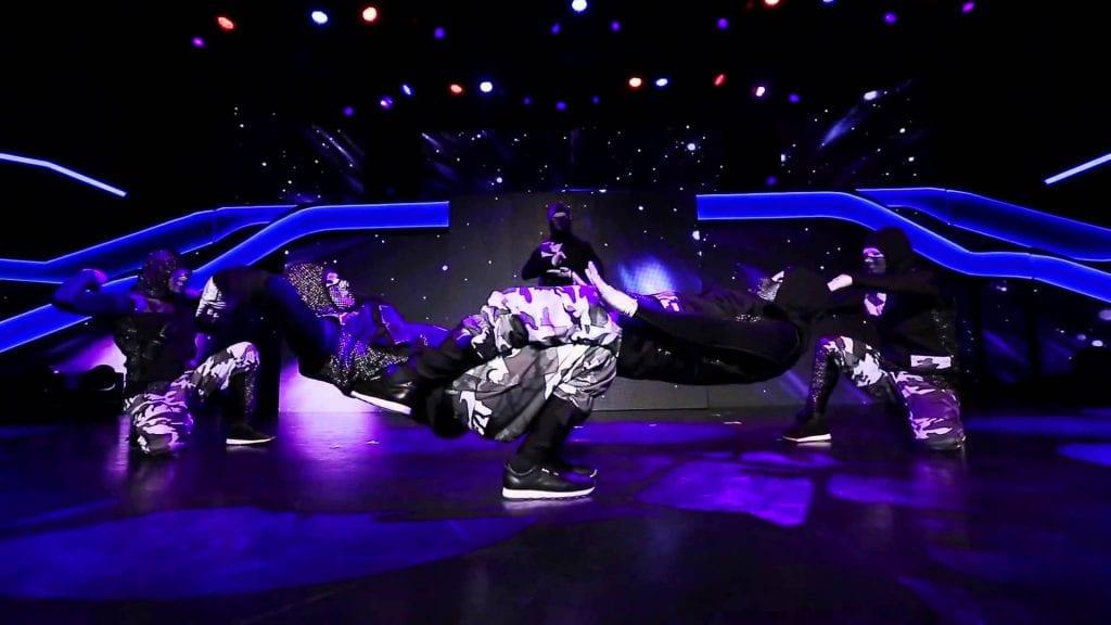 Jabbawockeez Las Vegas 01