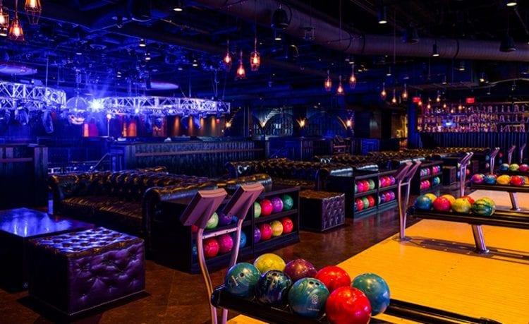 Vegas Bowling Hall
