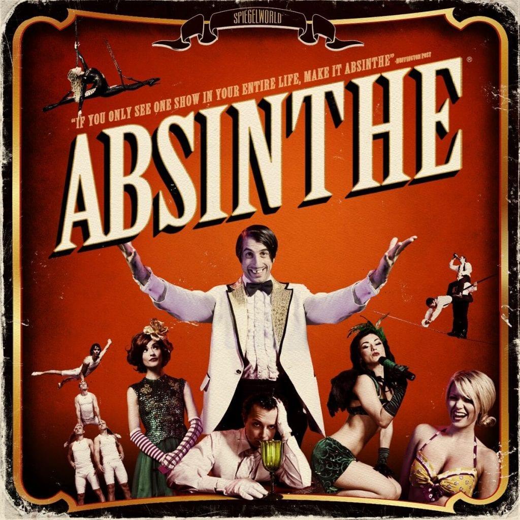 absinthe las vegas logo