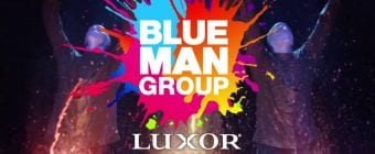blue man group las vegas logo