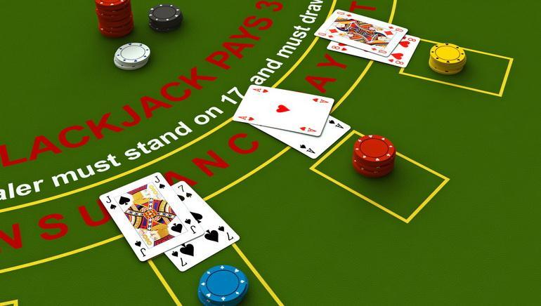 chinese blackjack table 3 ways