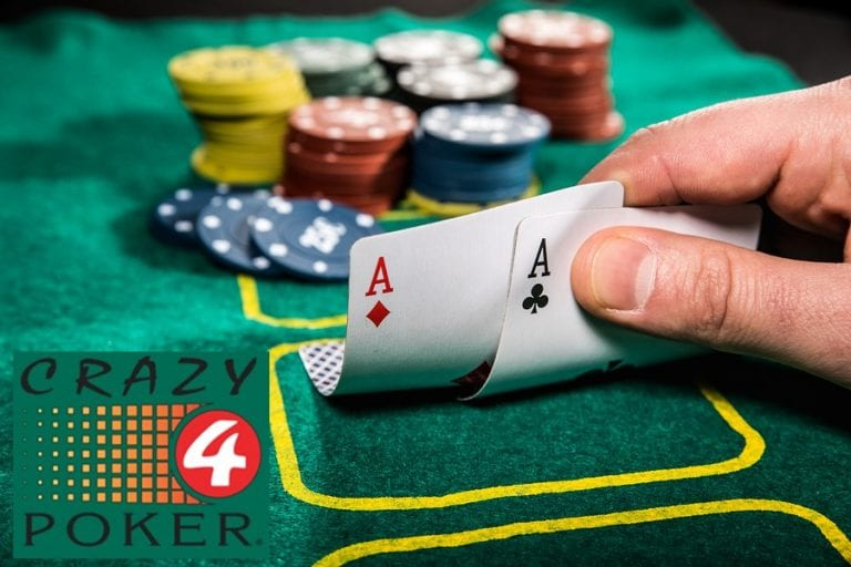 Crazy 4 Poker (Rules, How To Play & More) - VegasSlots.net