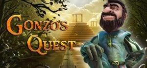 gonzo's quest logo