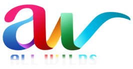 ALL WILDS logo